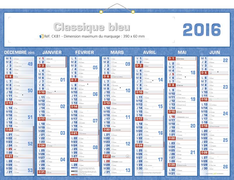 Numero Semaine Calendrier.Calendrier Bancaire 2011