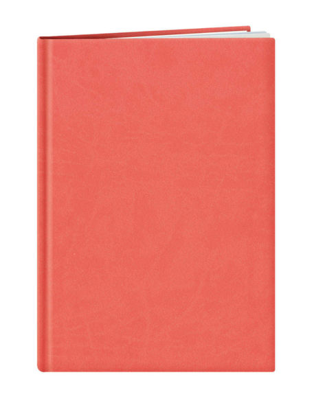Agenda Personnalisable Semainier | Sidney | 147x247 mm : Agenda Personnalisable Semainier - Sidney  147x247 mm Rouge
