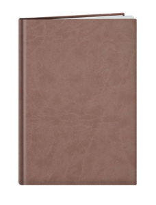 Agenda Personnalisable Semainier | Sidney | 147x247 mm : Agenda Personnalisable Semainier - Sidney  147x247 mm Marron