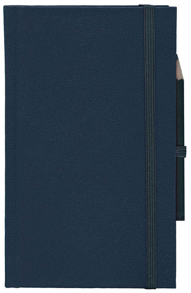 Agenda Personnalisable Journalier | Chantier | 90x150 mm : Agenda Personnalisable Journalier - Chantier  90x150 mm Bleu
