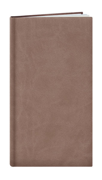 Agenda Personnalisable Semainier | Londres | 93x168 mm : Agenda Personnalisable Semainier - Londres  93x168 mm Marron