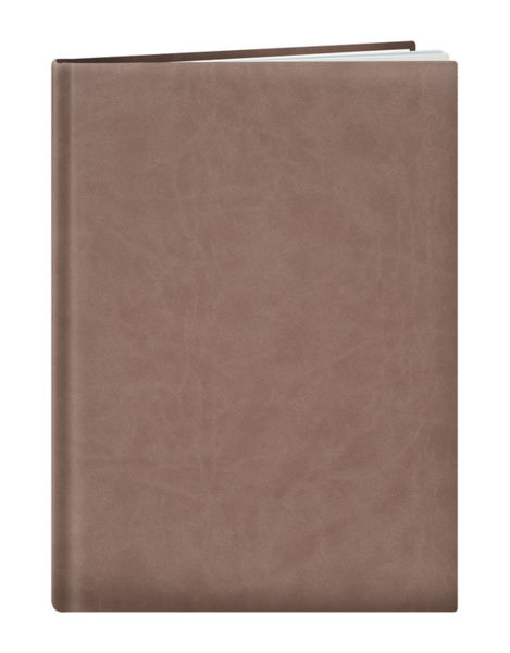 Agenda Publicitaire Semainier | Londres | 200x270 mm : Agenda Publicitaire Semainier - Londres  200x270 mm Marron